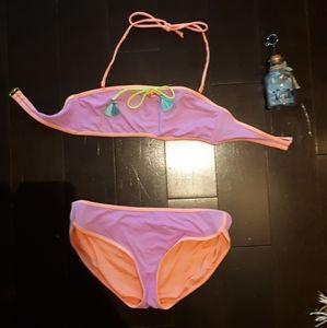 👙Victoria secret neon bikini NWOT👙